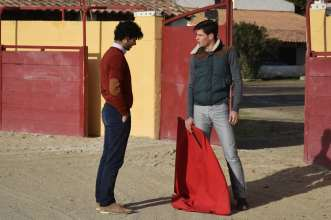 El Rafi avec Thomas Ubeda