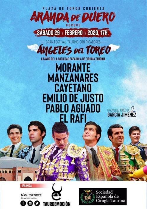 Cartel du Festival d'Aranda de Duero